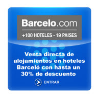 hoteles barcelo