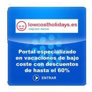 vacaciones lowcost