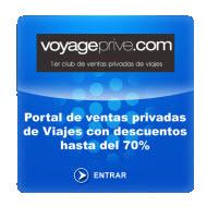 ventas privadas de viajes