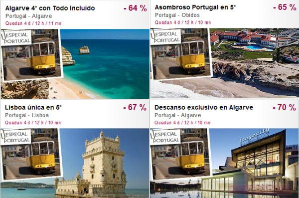 viajes baratos a portugal