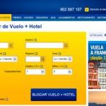 Vuelo más hotel baratos para el puente de diciembre