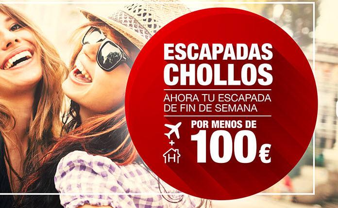 viajes por menos de 100 euros puente de mayo