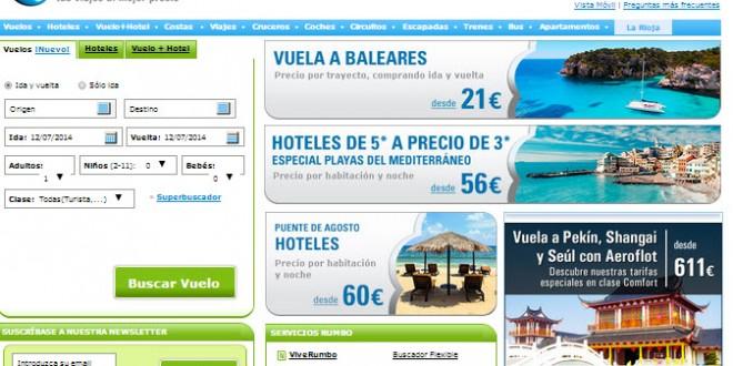 Rumbo: opiniones de viajes, vuelos y hoteles