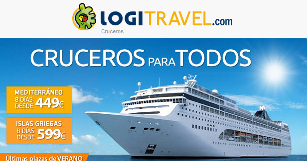 logitravel cruceros