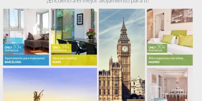 Only Apartments: opiniones de alojamientos en Londres y Paris