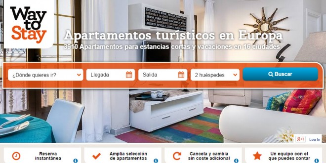 Way to Stay: opiniones sobre el portal de apartamentos