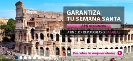 Semana Santa ultima hora: ofertas de viajes y vuelos