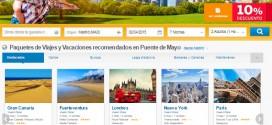 Ofertas Puente de Mayo: viajes, vuelos y hoteles lowcost