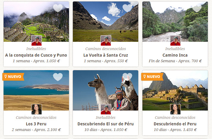 evaneos Peru