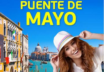 Vacaciones Puente de Mayo 2015: ofertas baratas y con niños