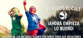 Actividades para niños para el verano de 2015