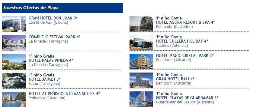 hoteles alicante ofertas ultima hora