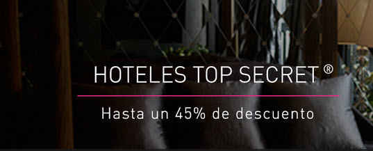 last minute hoteles top secret