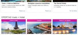 Last Minute: opiniones de las ofertas en hoteles y vuelos 2015