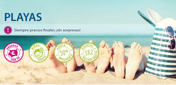 ofertas hoteles de playa septiembre