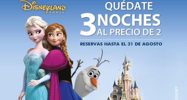 Disneyland Paris 2015: ofertas en hoteles, entradas y vuelos
