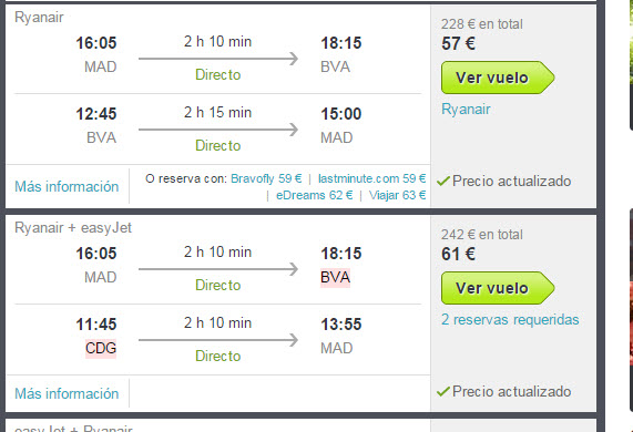 disneyland paris vuelos baratos 2015