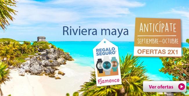 Ofertas 2×1 Septiembre 2015: caribe y hoteles de playa