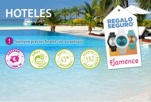 ofertas 2x1 hoteles de playa septiembre 2015