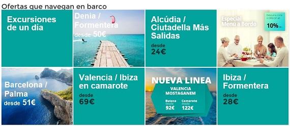 Balearia ofertas