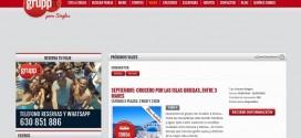 Gruppit: opiniones de viajes para solteros y singles