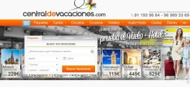 Central de vacaciones: opiniones y ofertas sobre viajes