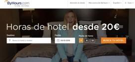 Byhours: opiniones y ofertas de hoteles por horas