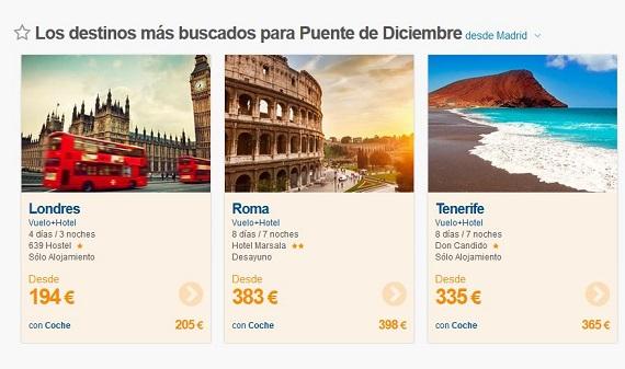 viajes-puente-de-diciembre-2016-ofertas