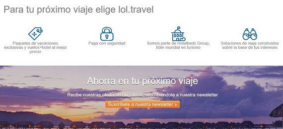 lol travel viajes