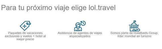 opiniones de lol travel