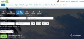 Wotif: opiniones y comentarios de las ventas privadas de vuelos y hoteles