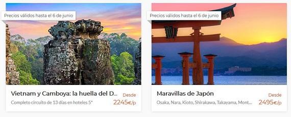 grandes viajes asia